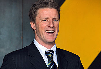 Damien Hardwick (Richmond): Thank god he didnt get the North gig