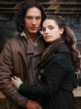 Tom Hardy Charlotte Riley Wuthering Heights