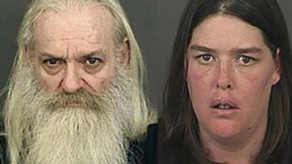 Wayne Sperling, 66, and Lorinda Bailey, 35, are charged with multiple counts of child abuse.