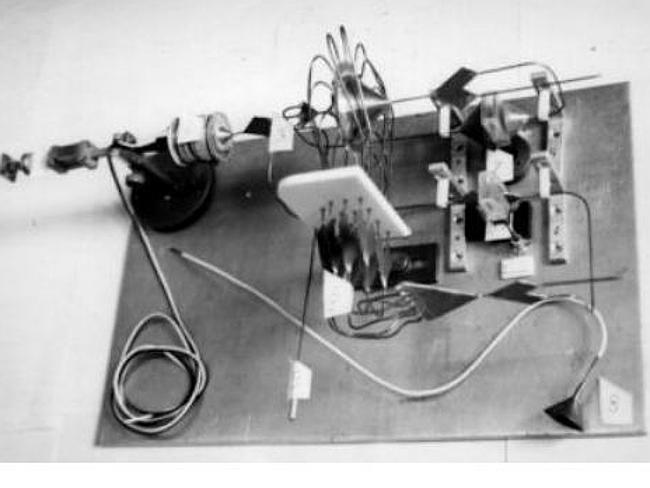 Example of a generator from the psychotronics program.