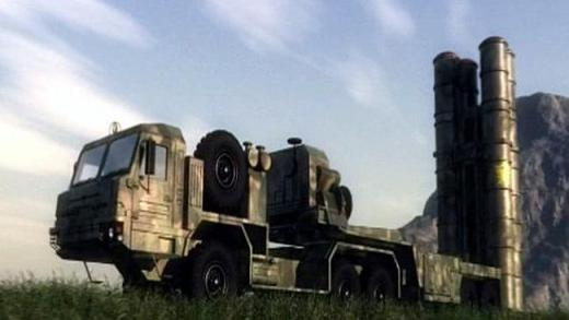 Nuclear deterrent ... The S-500 is reportedly capable of shooting down nuclear interconti