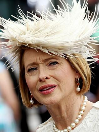 Trainer Gai Waterhouse. Picture: Colleen Petch.
