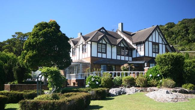 The property formerly known as Springbrook Mountain Manor at Springbook.
