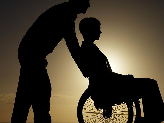 Australians with a disability are at a greater risk than other Australians, the report wa