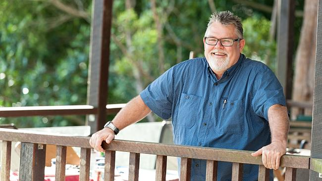 Independent candidate for Maryborough has not yet decided which party he would support if