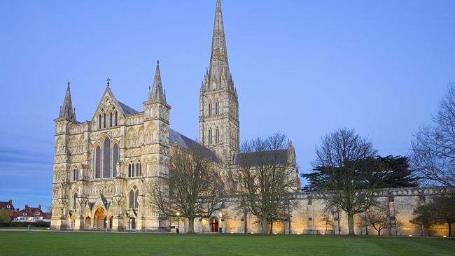 Salisbury Cathedral. Picture: Getty