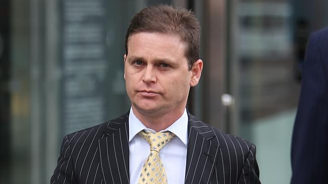 Danny Nikolic is under investigation for financing a betting account held in the name of