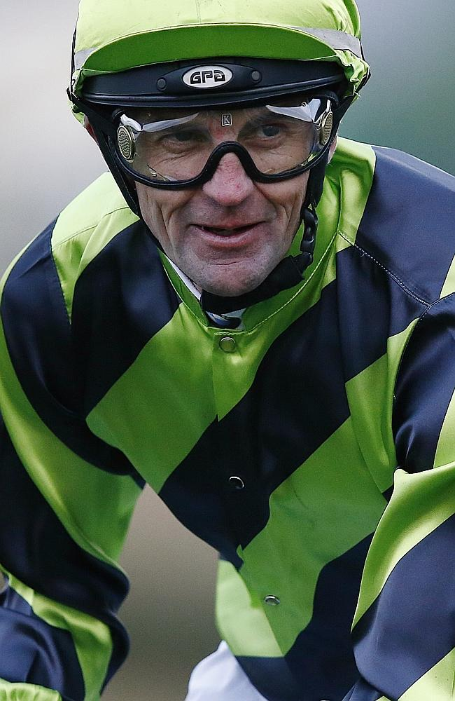 Dwayne Dunn will ride at Flemington on Saturday before starting his ban. Picture: Wayne L