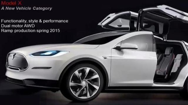 Tesla's Model X SUV is expected to be a higher seller than their current Model S sedan.