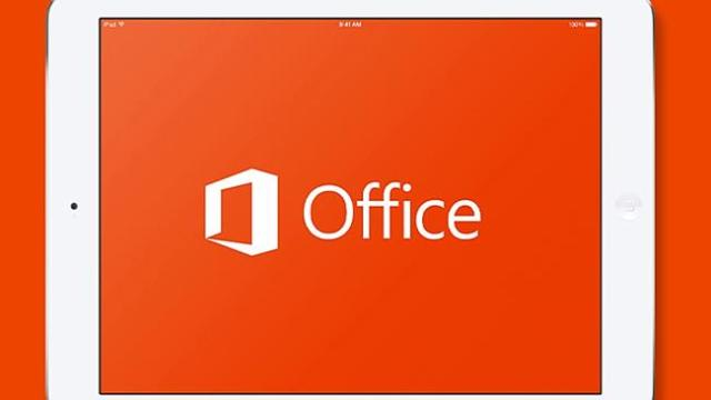 Virtual office ... Microsoft's Office suite can be accessed for free.