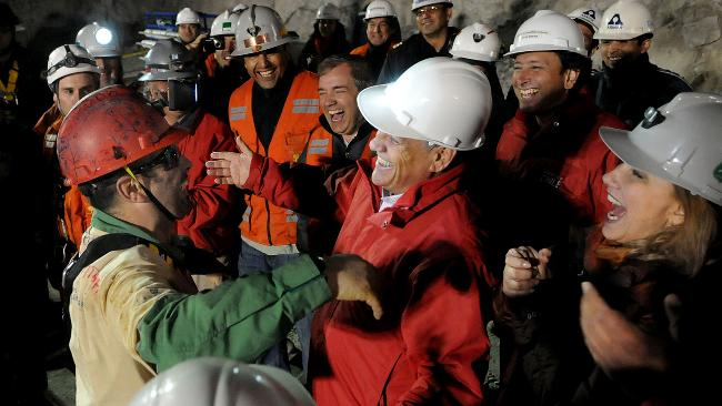 Chilean Miners