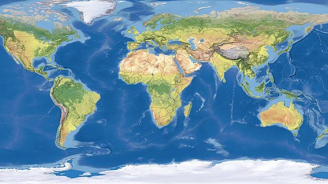 Maps can be fascinating. Picture: Thinkstock
