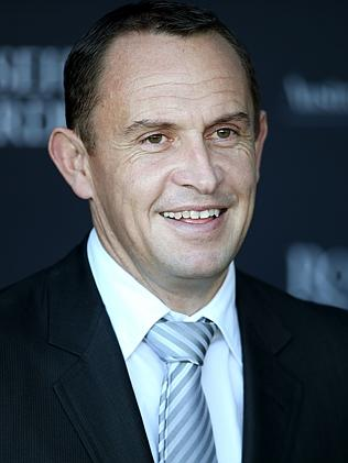 Leading Sydney trainer Chris Waller.