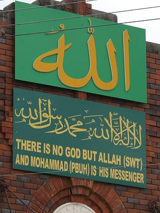 A sign in Haldon St, Lakemba / Picture: Adam Taylor