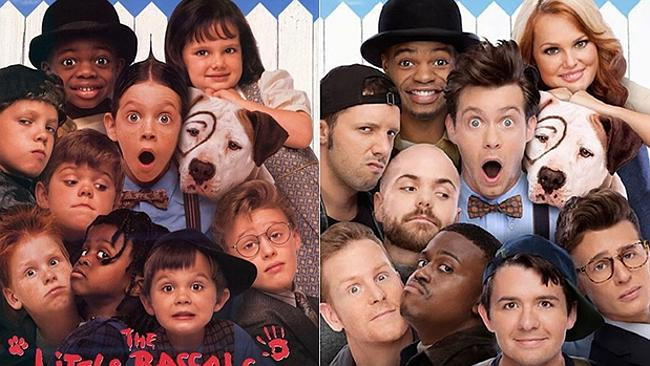 Little Rascals: Reunite 20 Years Later