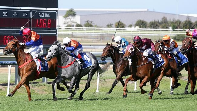 Whiskey Allround (rails) with Timothy Bella aboard gets the nod for trainer Tony Gollan a
