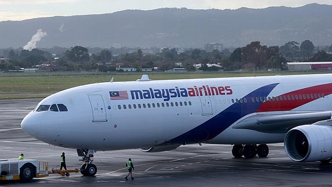 Malaysia Airlines creates a stir with its latest promotion. Picture Simon Cross