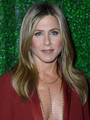 """Aniston says she is a bit of a """"control freak""""."""