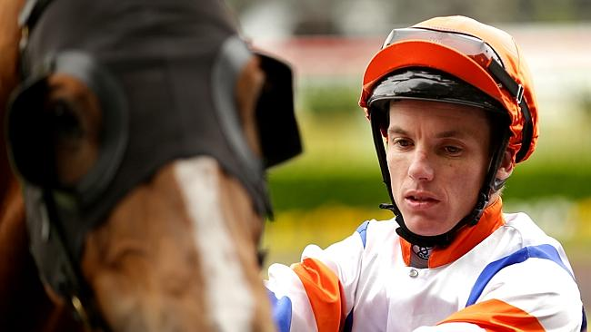 Tim Clark will be chasing his fourth win in five starts on Harmonic. Picture: Gregg Porte