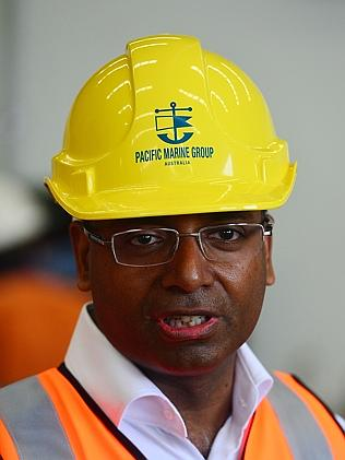 Adani Australian boss Jeyakumar Janakaraj says work will start within months.