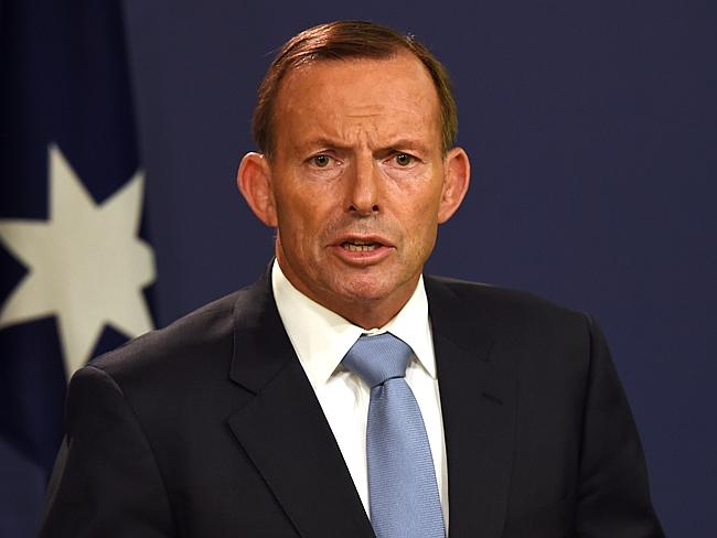 Prime Minister Tony Abbot says Australians should go to Anzac Day events in bigger number