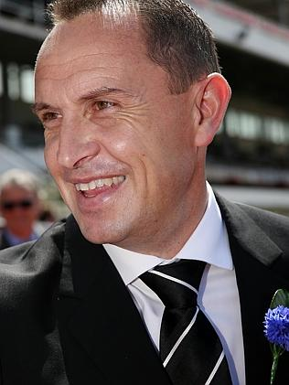 Trainer Chris Waller. Picture: Colleen Petch