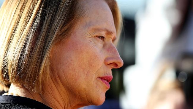Gai Waterhouse says it will take a good horse to beat Bohemian Lily in the Queensland Oak