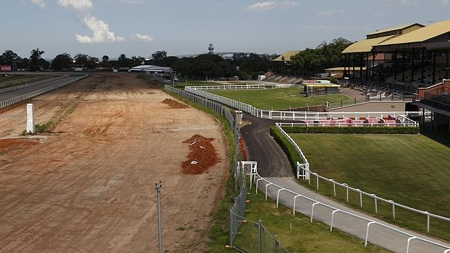 Queensland's best racetrack has been dormant for 12 months waiting for an approval to fun