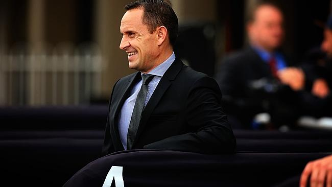 Trainer Chris Waller says there will be no mad Monday after winning his fifth trainers' p