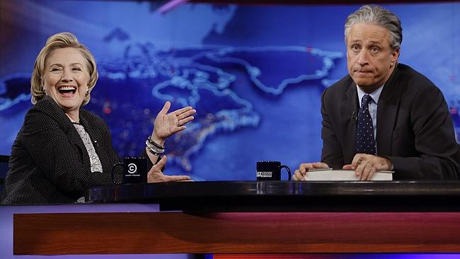 Jon Stuart is in his final week hosting The Daily Show and fans have taken to social medi