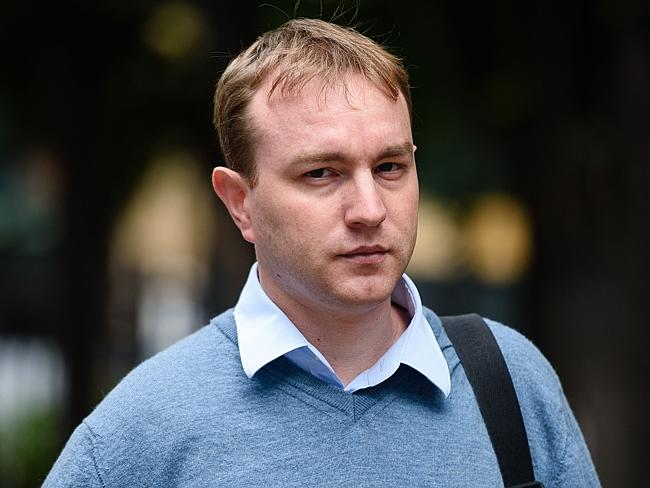 'They used to laugh at me' ... Tom Hayes never fit in with his banking colleagues. Pic: L