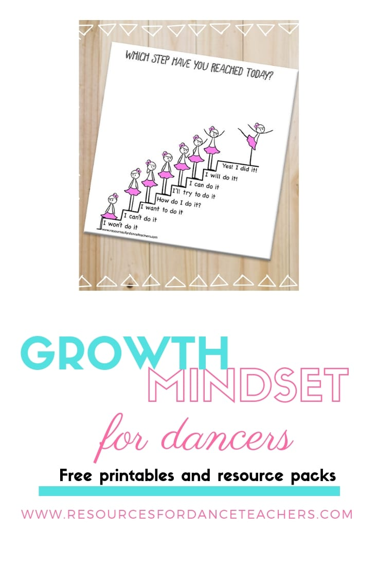 Discover growth mindset for dancers, the powerful tool top studios worldwide are using to catapult their dancers to new levels of success
