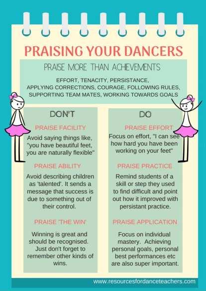 become a better dance teacher