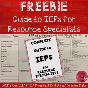 ieps-in-special-education