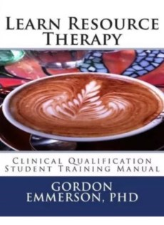 Learn Resource Therapy - the Clinical Qualification Student Manual part of your gift when attending the Clinical training workshop at the Institute.