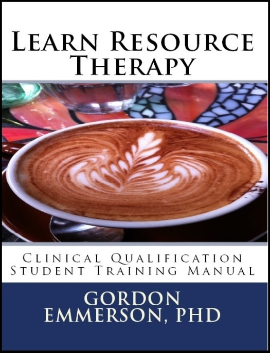 Clinical Qualification Student Training Manual. The companion guide to the Clinical Certification Manual, written by Founder Gordon Emmerson.