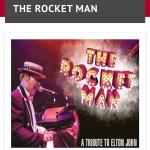 The original Rocketman Elton John a performance legend!