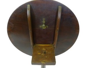 Tilt mechanism circa 1760