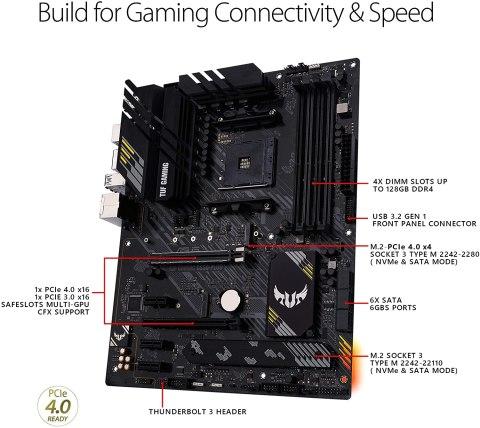TUF Gaming B550-PLUS Asus B550 Pre-order