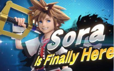 Sora Coming to Nickelodeon All Stars!…I mean Super Smash Bros…