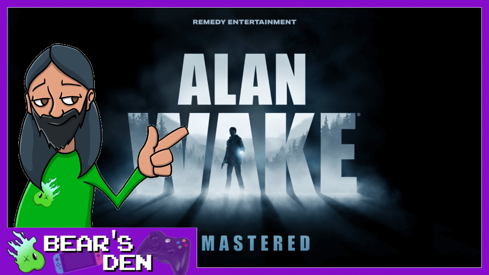 I Am A Wake For Alan Wakes Remaster | The Bear's Den