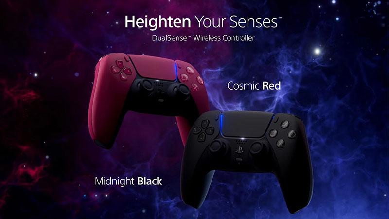 PS5 Dualsense Controller New Colors