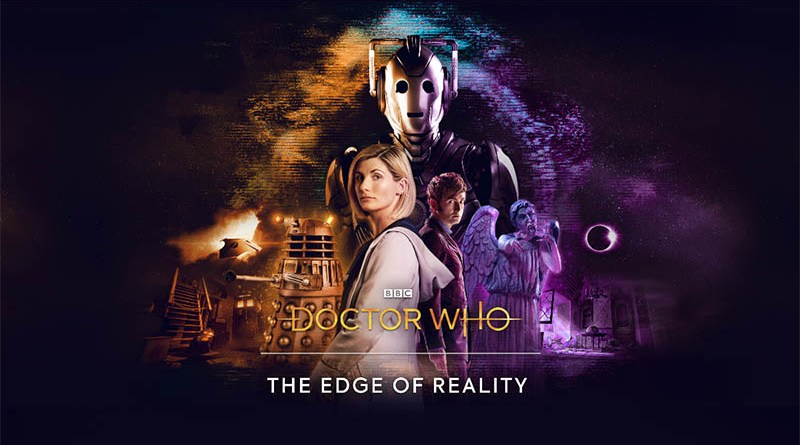 Doctor Who: The Edge of Reality Gets A New Gameplay Trailer Before Launch