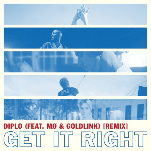 "Major Lazer ""Get It Right (Remix)"""