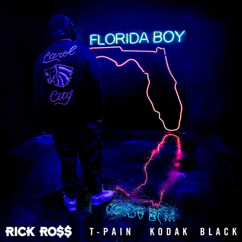 "Rick Ross, T-Pain & Kodak Black ""Florida Boy"""