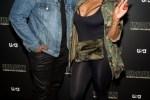 Devyne Stephens and Alexis Grant via Marcus Ingram /USA Network