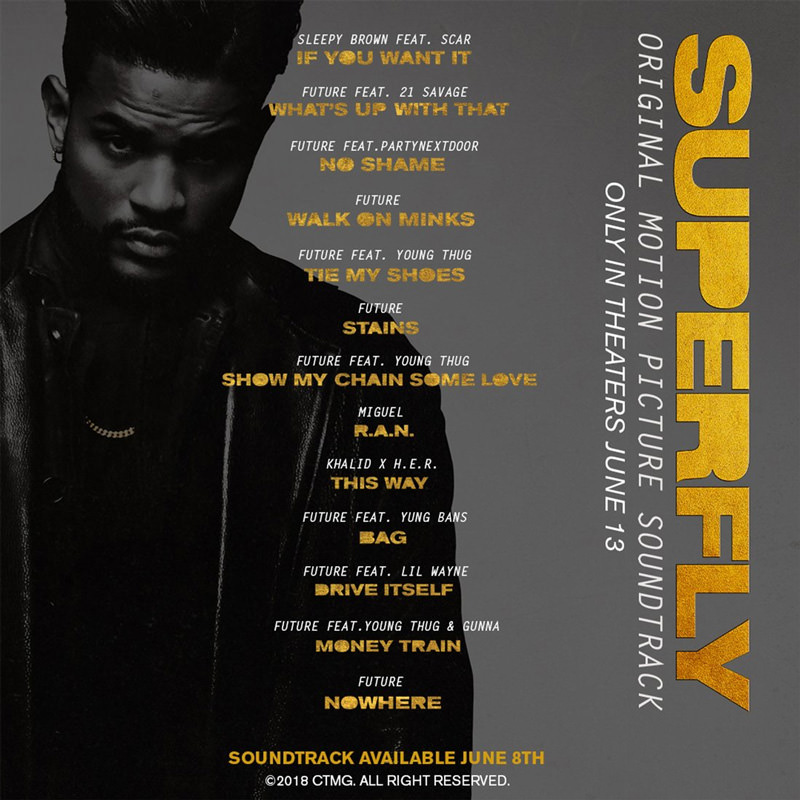 'Superfly' Soundtrack