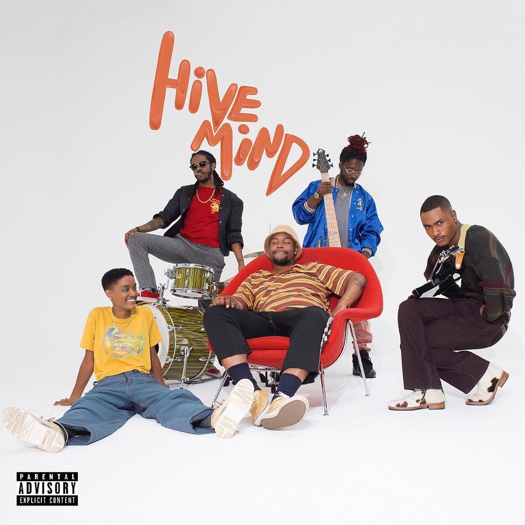 The Internet - 'Hive Mind'