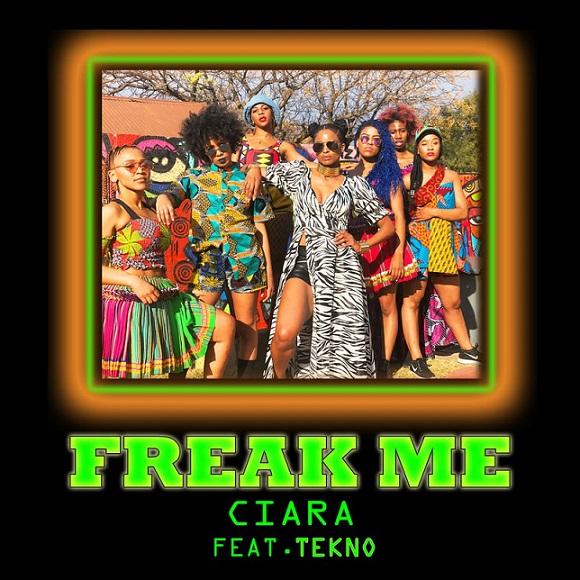 "Ciara - ""Freak Me"""