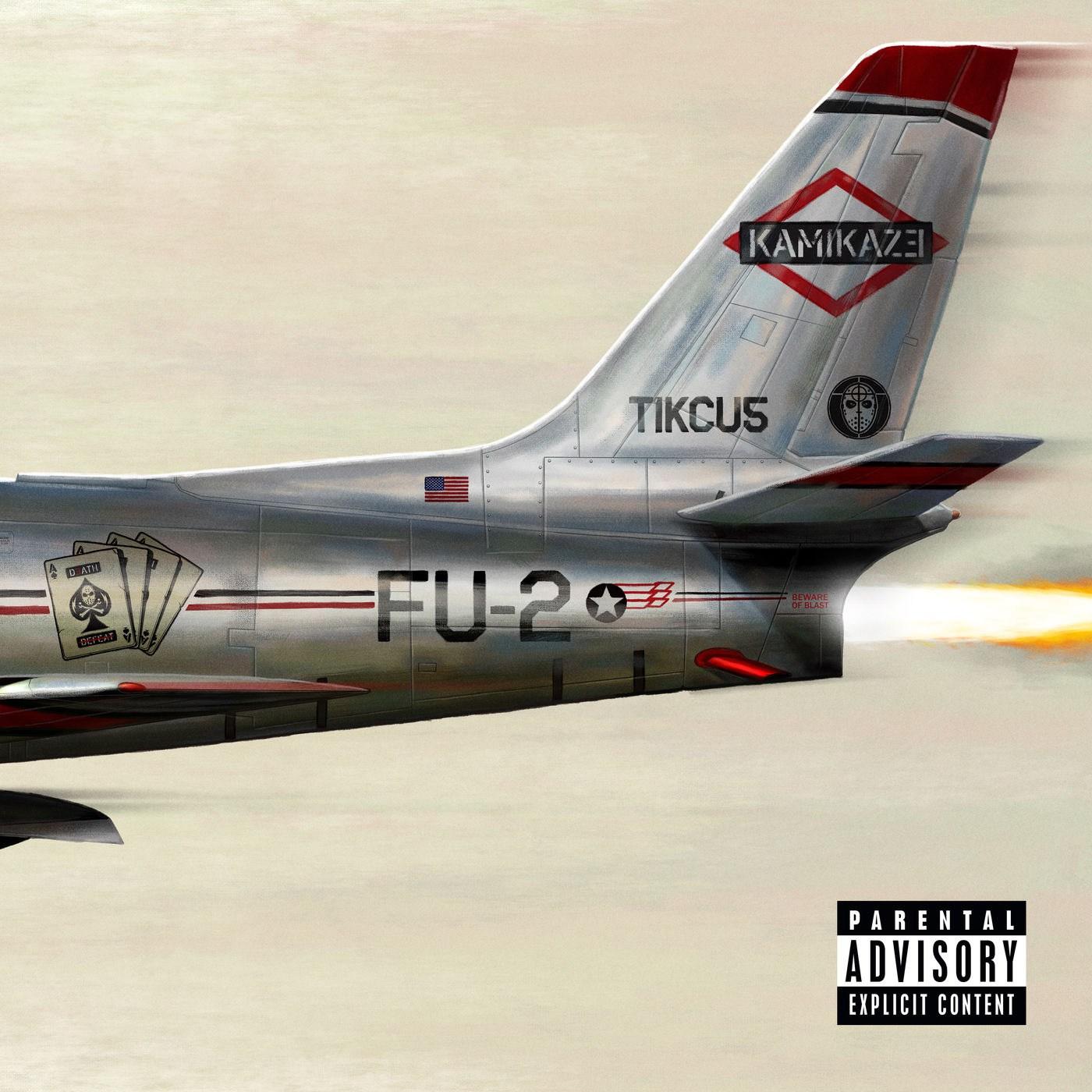 Eminem 'Kamikaze'